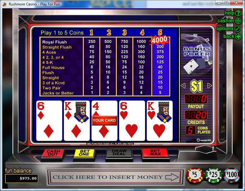 Bonus casino double double online casino bunus